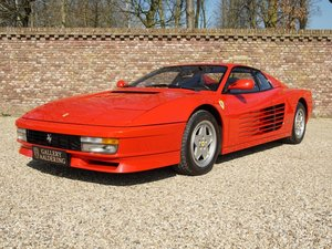 1988 Ferrari Testarossa only 45.000 km For Sale