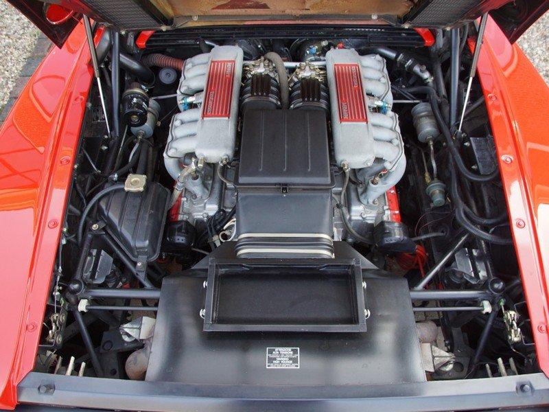 1988 Ferrari Testarossa only 45.000 km For Sale (picture 4 of 6)