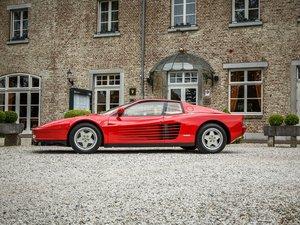 1988 Ferrari testarossa / cash payment possible  For Sale