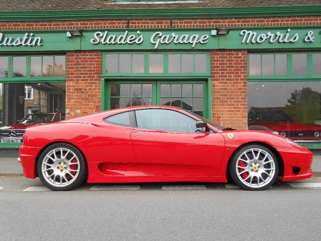 2004 Ferrari 360 Challenge Stradale  For Sale (picture 1 of 4)