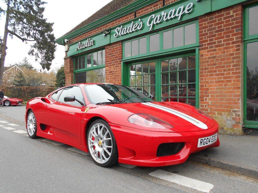 2004 Ferrari 360 Challenge Stradale  For Sale (picture 2 of 4)