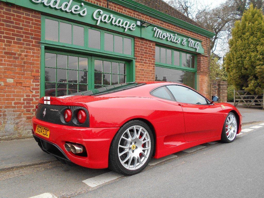2004 Ferrari 360 Challenge Stradale  For Sale (picture 3 of 4)
