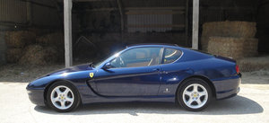 1995 FERRARI 456 GT - MANUAL - SOLD - Similar required