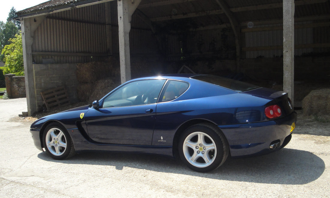1995 FERRARI 456 GT - MANUAL - SOLD - Similar required For Sale (picture 5 of 6)