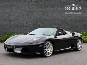2008 Ferrari F430 F1 Spider RHD for sale in London For Sale