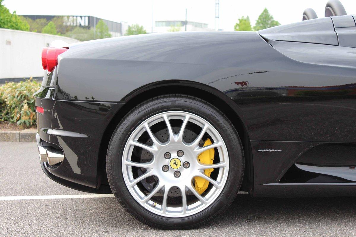 2008 Ferrari F430 F1 Spider RHD for sale in London For Sale (picture 7 of 12)
