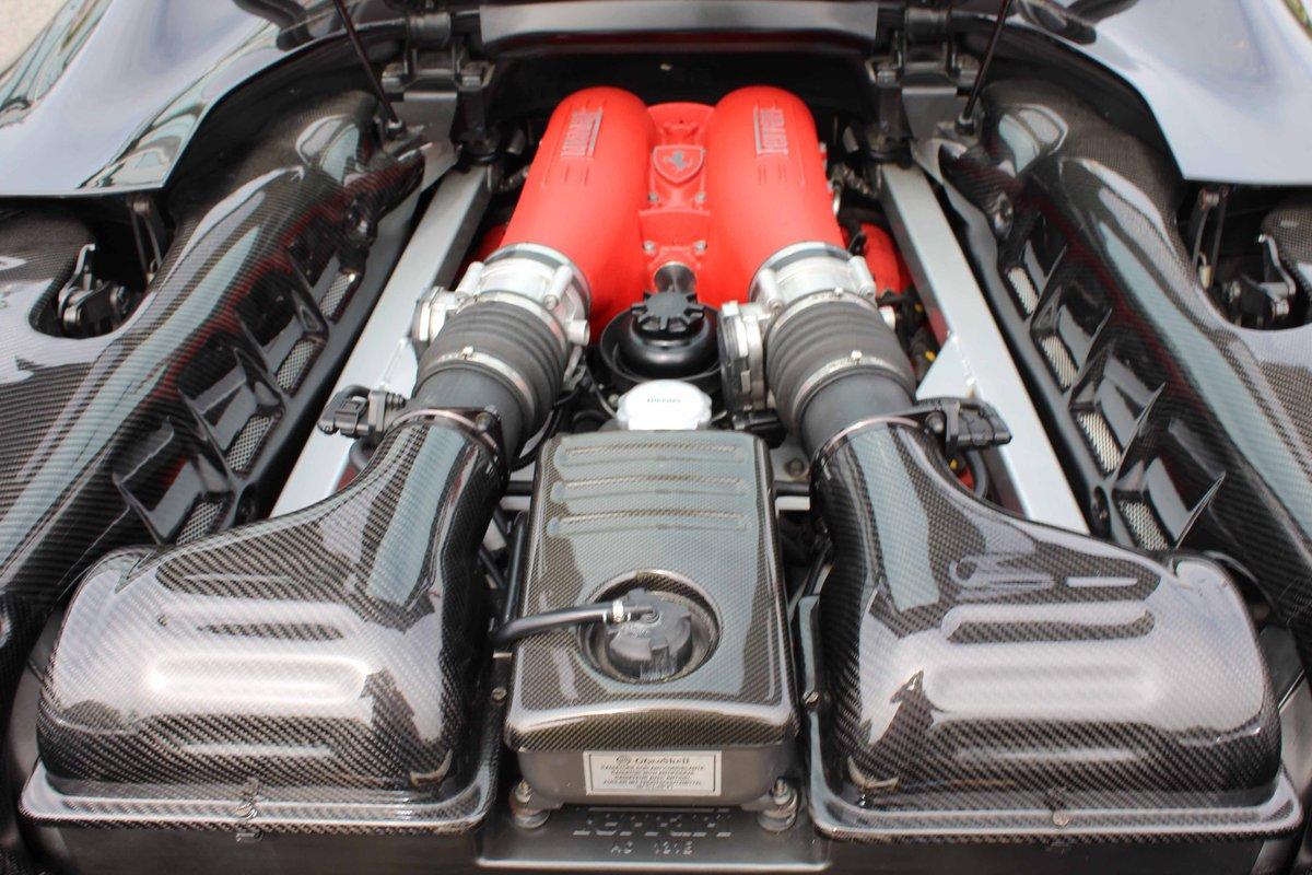 2008 Ferrari F430 F1 Spider RHD for sale in London For Sale (picture 8 of 12)