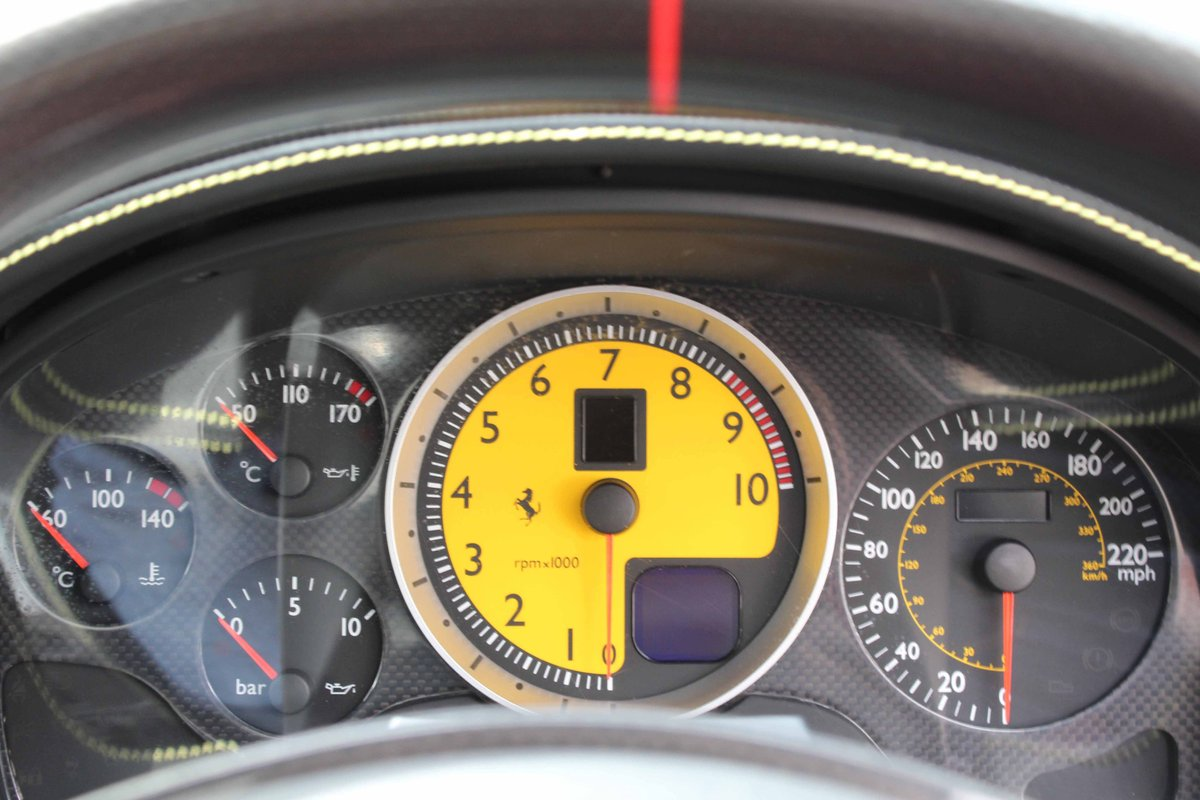 2008 Ferrari F430 F1 Spider RHD for sale in London For Sale (picture 12 of 12)