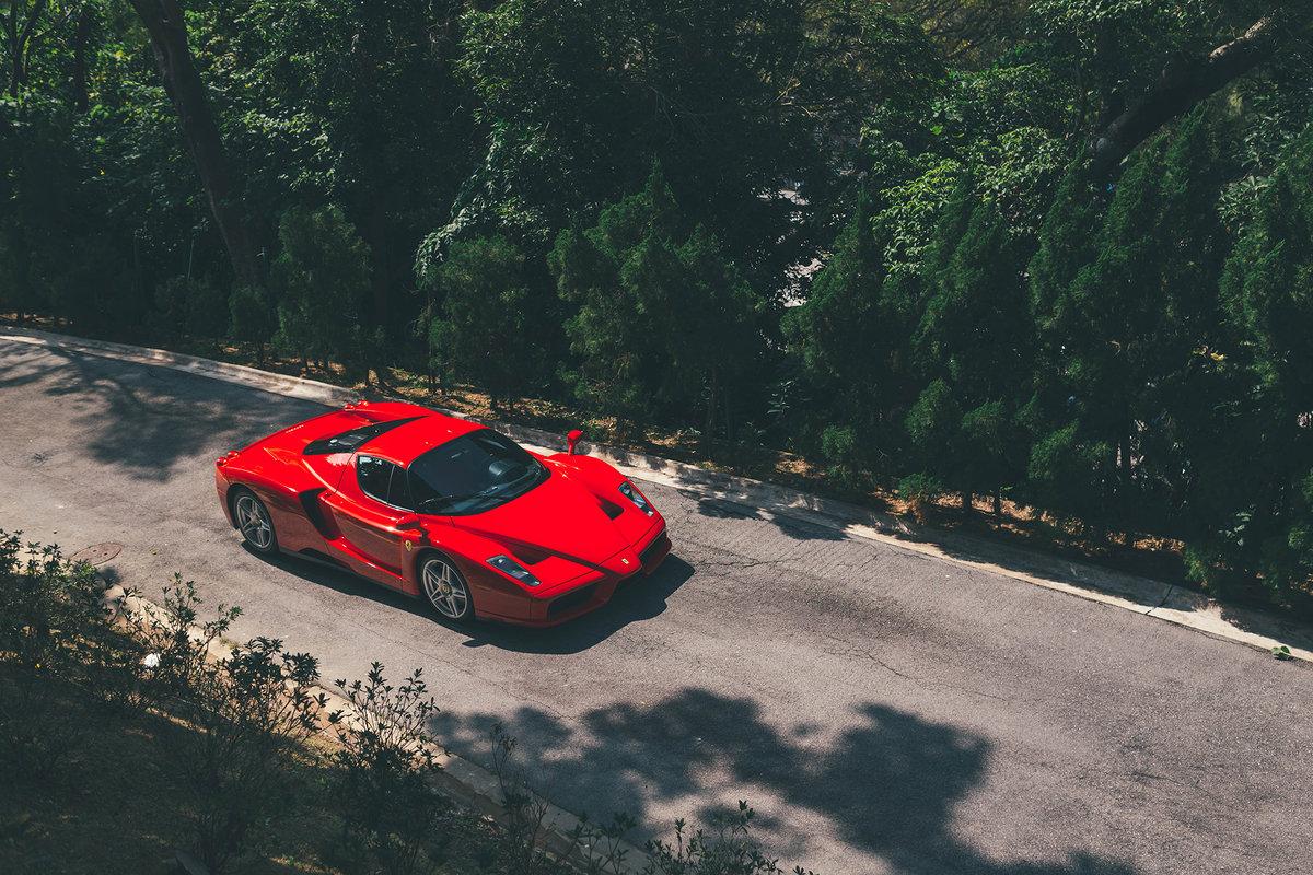 2003 Ferrari Enzo - Ferrari Classiche Certified For Sale (picture 1 of 6)