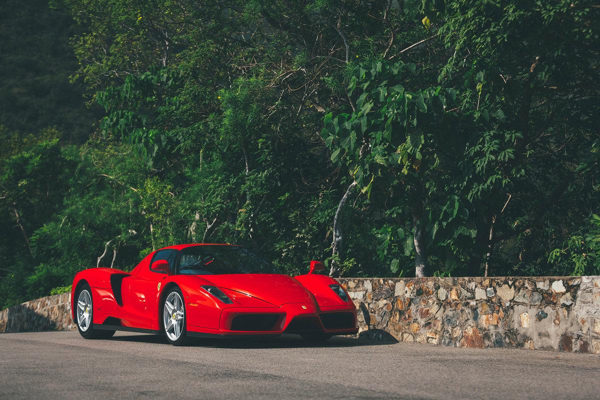 2003 Ferrari Enzo - Ferrari Classiche Certified For Sale (picture 2 of 6)
