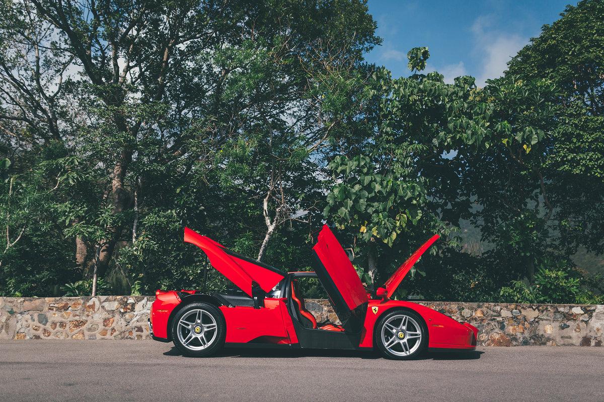2003 Ferrari Enzo - Ferrari Classiche Certified For Sale (picture 5 of 6)