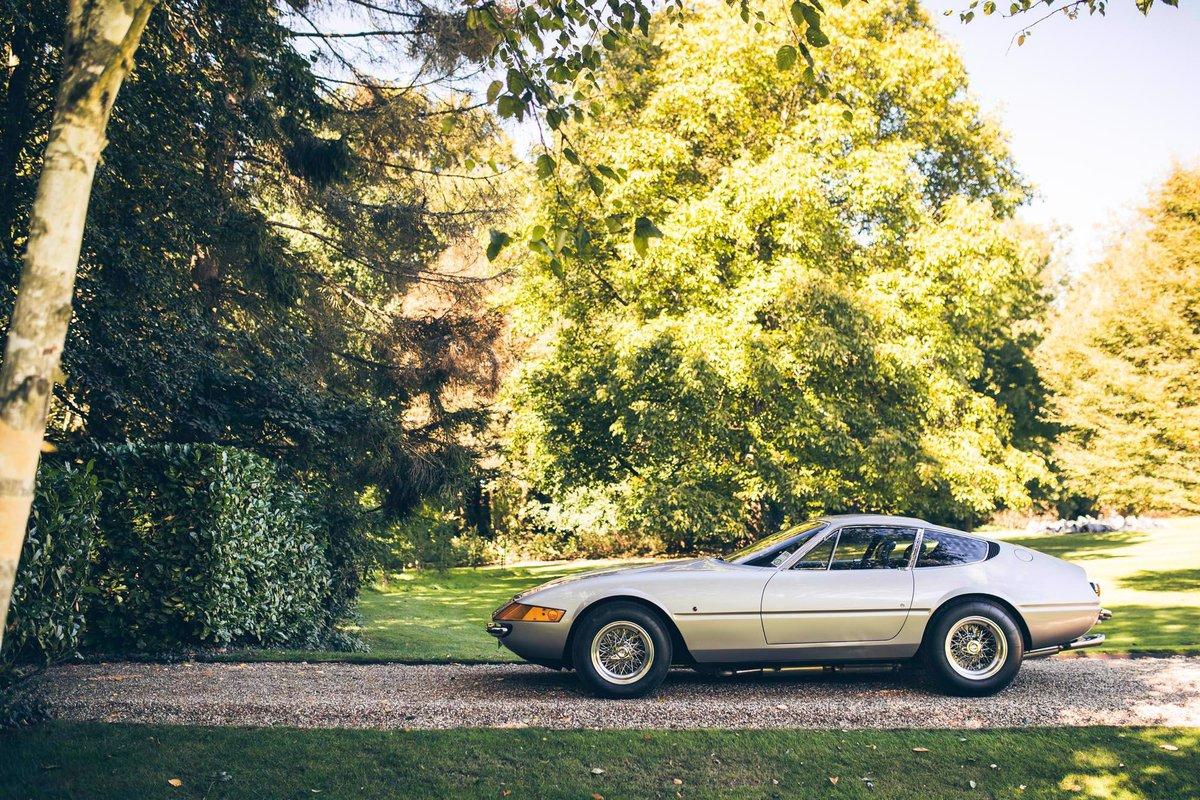 1972 Ferrari 365 GTB/4 Daytona - Ferrari Classiche Certified For Sale (picture 1 of 6)