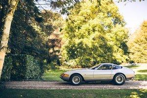 1972 Ferrari 365 GTB/4 Daytona - Ferrari Classiche Certified For Sale
