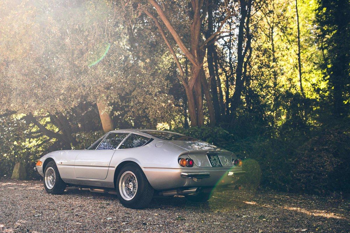 1972 Ferrari 365 GTB/4 Daytona - Ferrari Classiche Certified For Sale (picture 3 of 6)