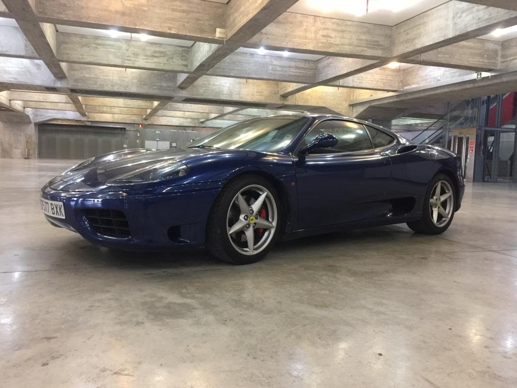 2002 Ferrari - 360 Modena MANUAL For Sale (picture 2 of 6)