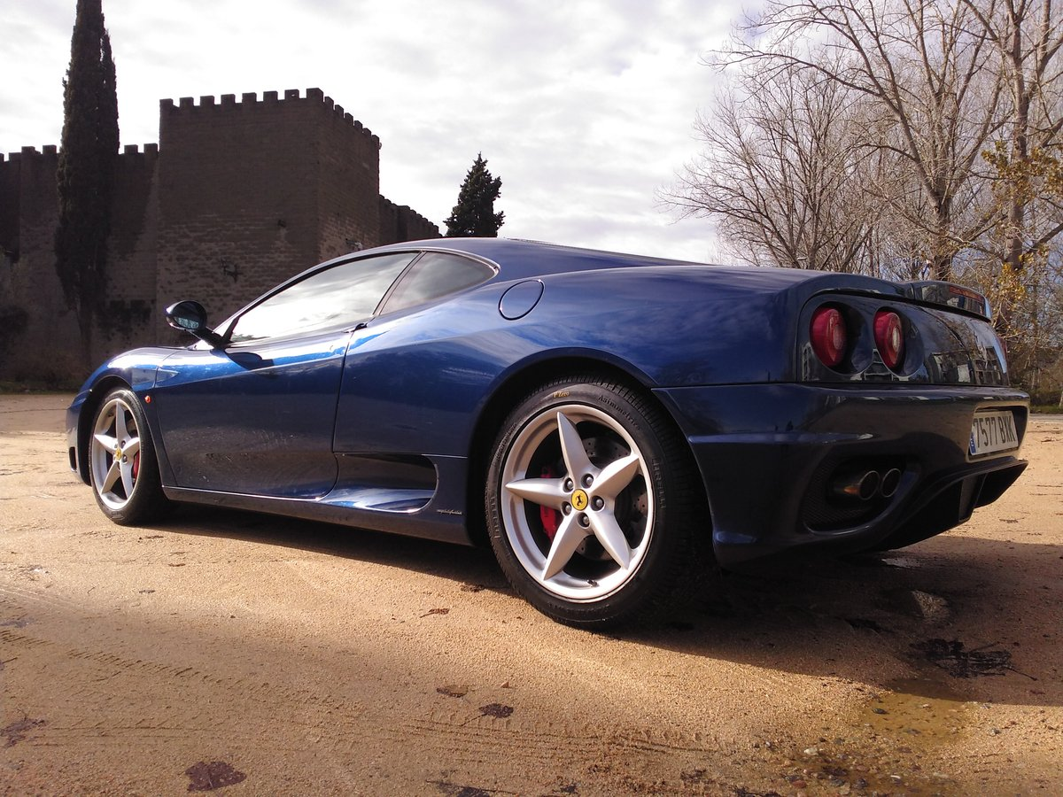 2002 Ferrari - 360 Modena MANUAL For Sale (picture 4 of 6)