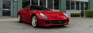 2011 FERRARI 599 F1 GTB FIORANO HGTE For Sale