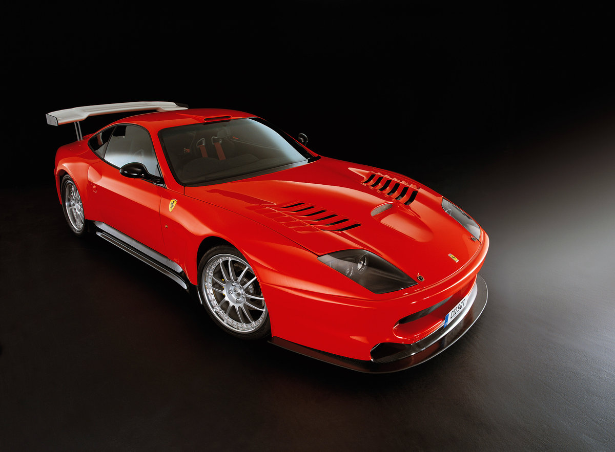 2002 Prodrive Ferrari 550 GTS / LM GTC Project SOLD | Car And Classic