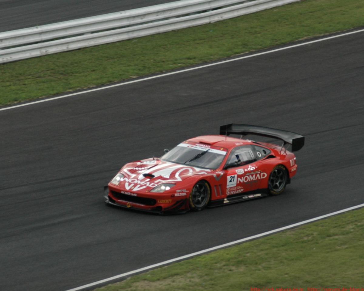 2002 Prodrive Ferrari 550 GTS / LM GTC Project SOLD | Car