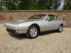 1988 Ferrari 412i ex. Helge Schneider, manual gearbox, Swiss deli For Sale