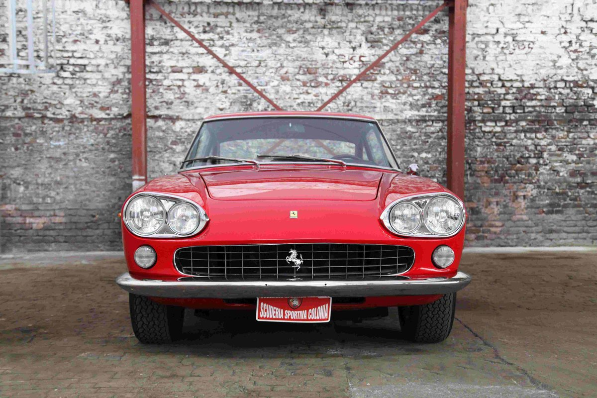 1964 Ferrari 330 GT 2+2 (Narrow Eyes) For Sale (picture 1 of 4)