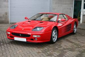 1995 Ferrari F512M - 10K Miles For Sale