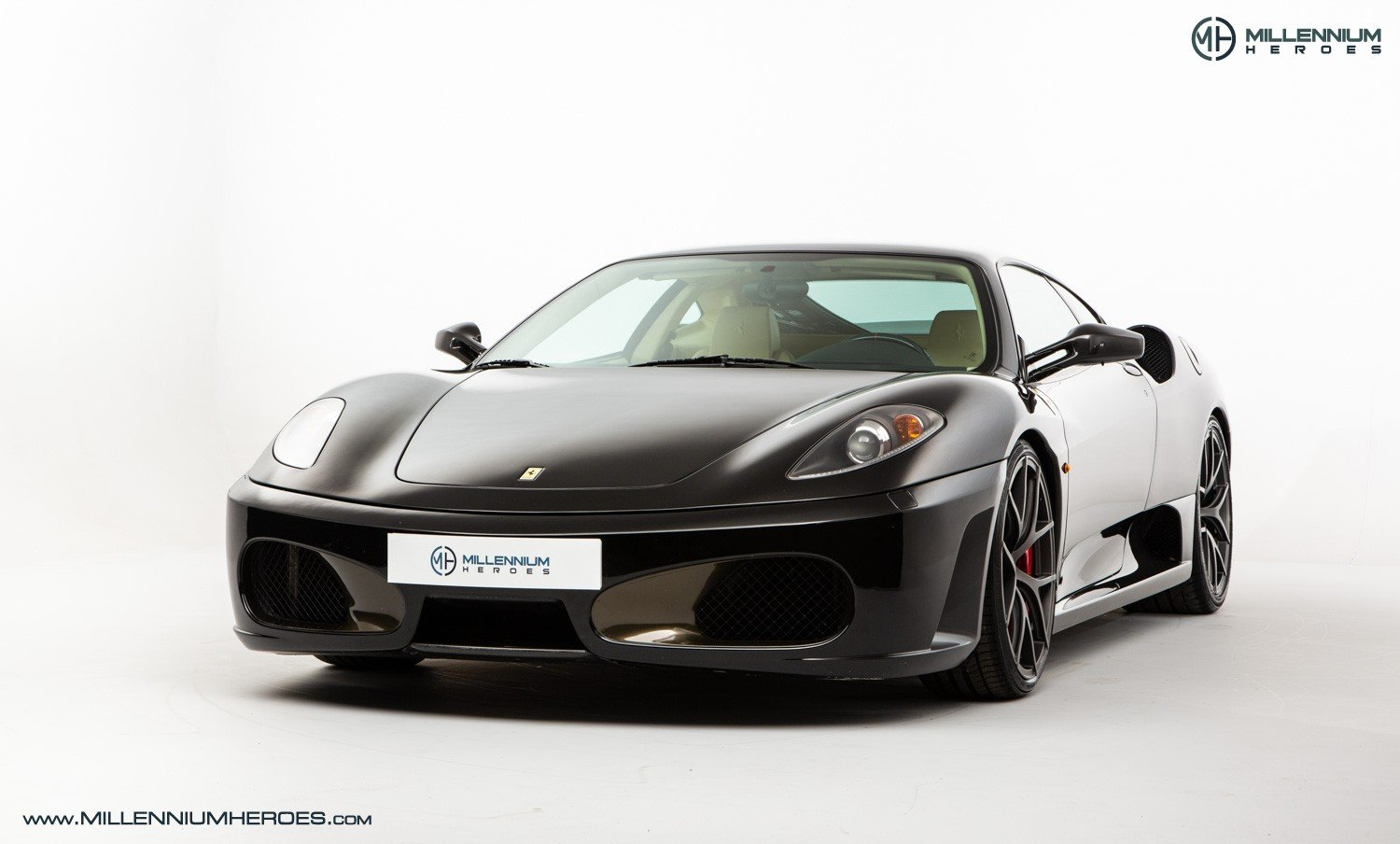 2008 FERRARI F430 60TH ANNIVERSARY // EXTERIOR, INTERIOR CARBON For Sale (picture 1 of 6)