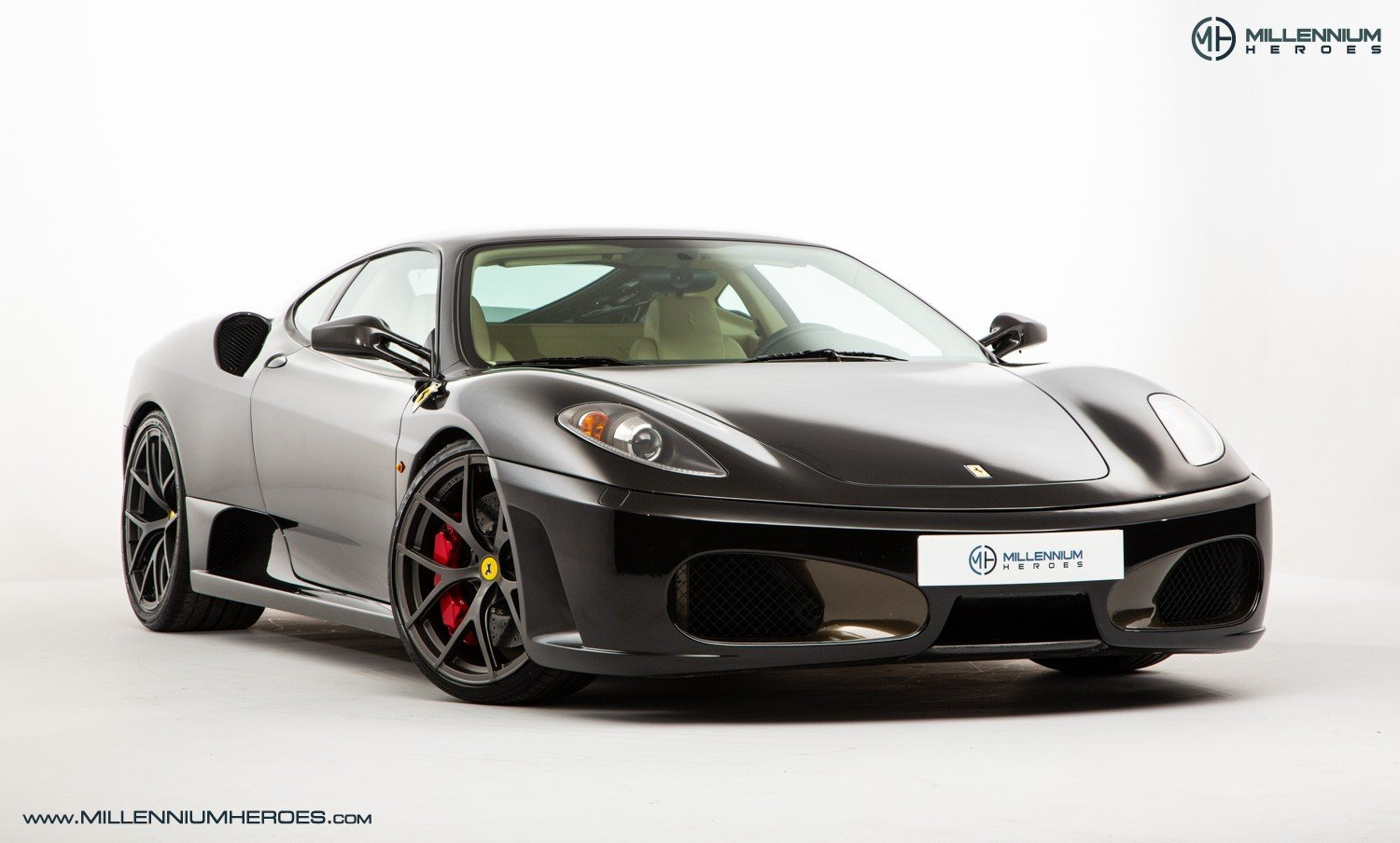 2008 FERRARI F430 60TH ANNIVERSARY // EXTERIOR, INTERIOR CARBON For Sale (picture 2 of 6)