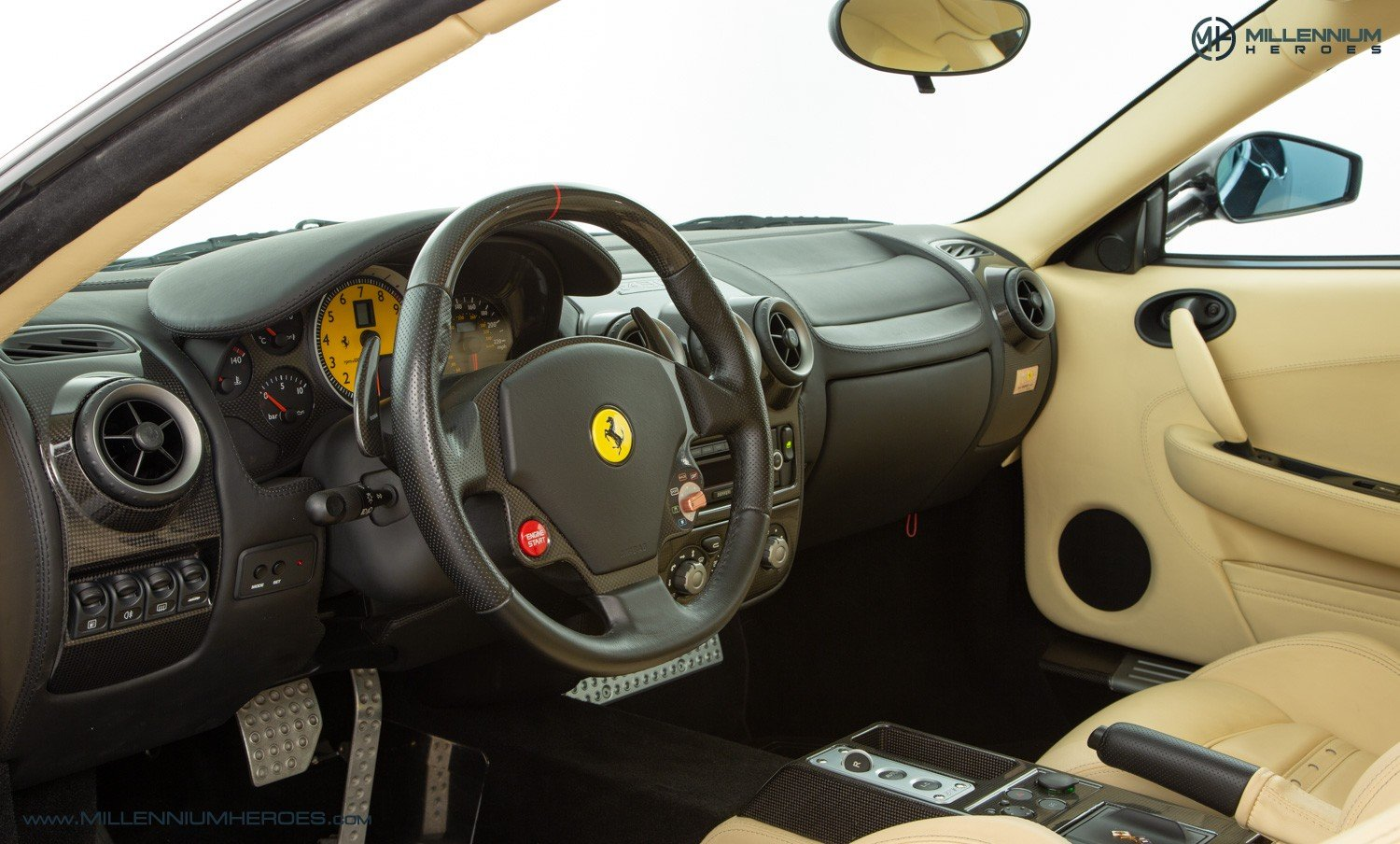 2008 FERRARI F430 60TH ANNIVERSARY // EXTERIOR, INTERIOR CARBON For Sale (picture 4 of 6)