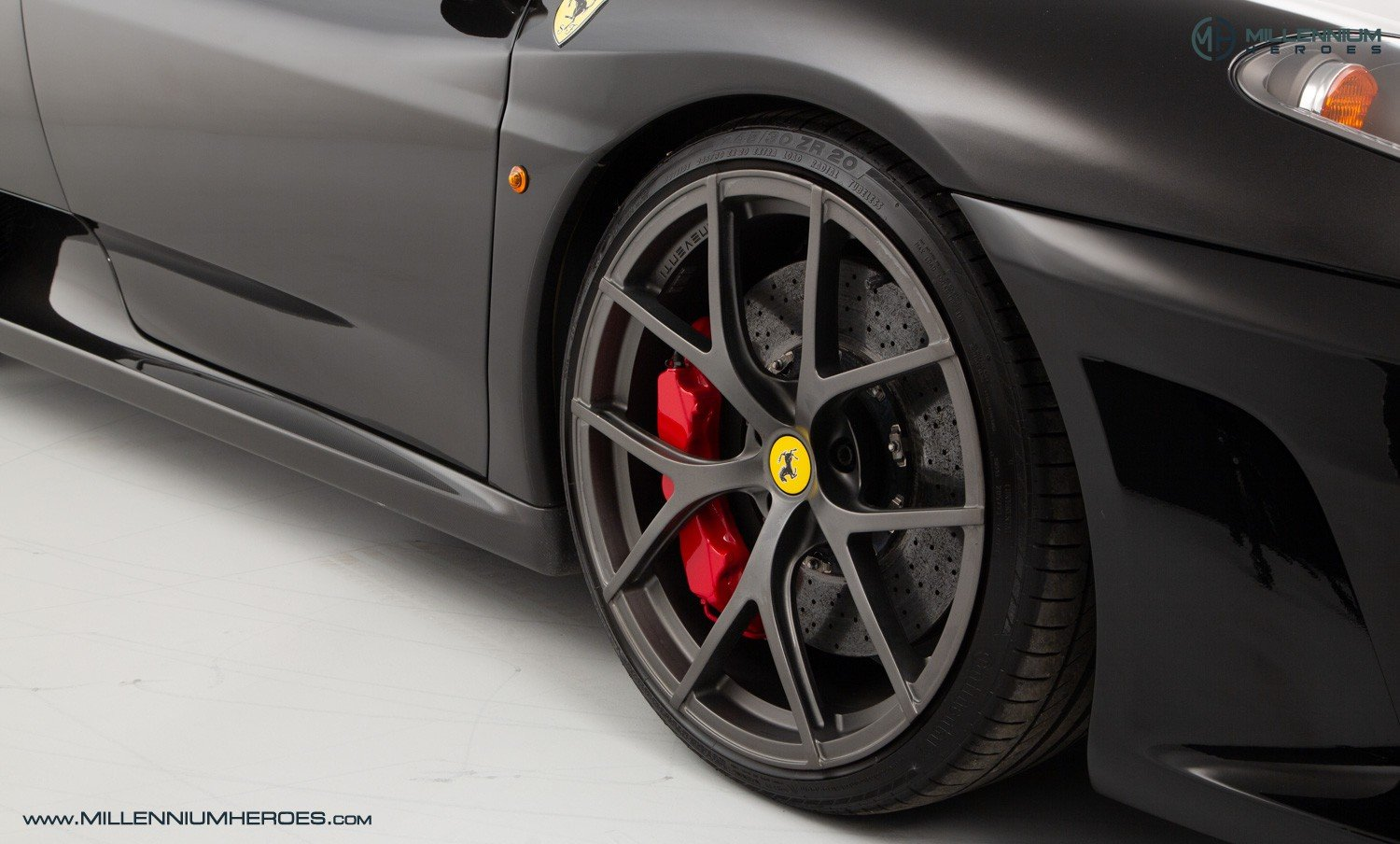 2008 FERRARI F430 60TH ANNIVERSARY // EXTERIOR, INTERIOR CARBON For Sale (picture 6 of 6)