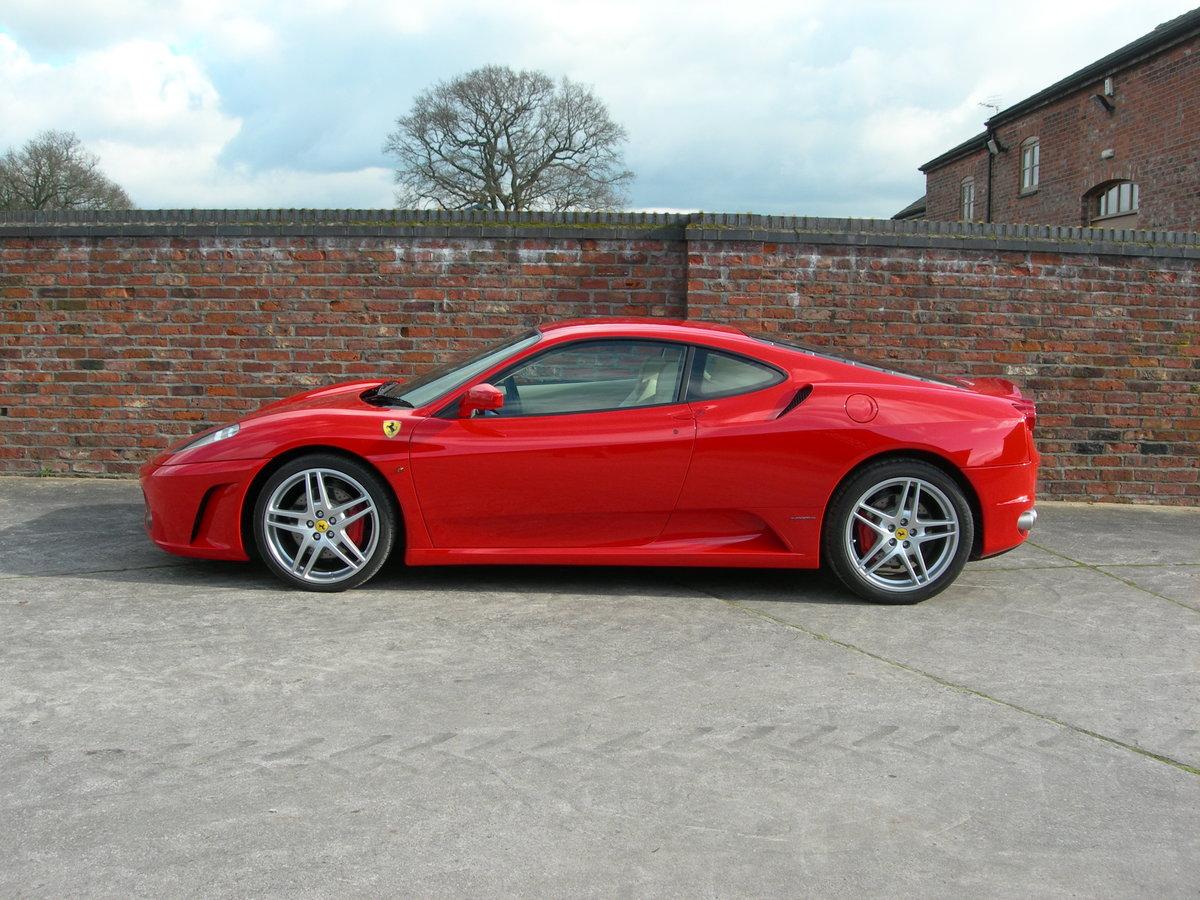 2005 Ferrari F430 Manual 7,000 Miles - RHD For Sale (picture 1 of 6)