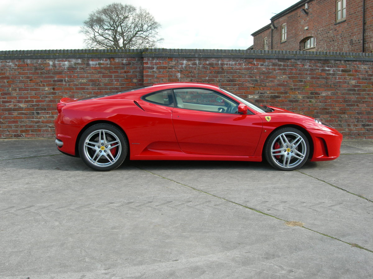 2005 Ferrari F430 Manual 7,000 Miles - RHD For Sale (picture 2 of 6)