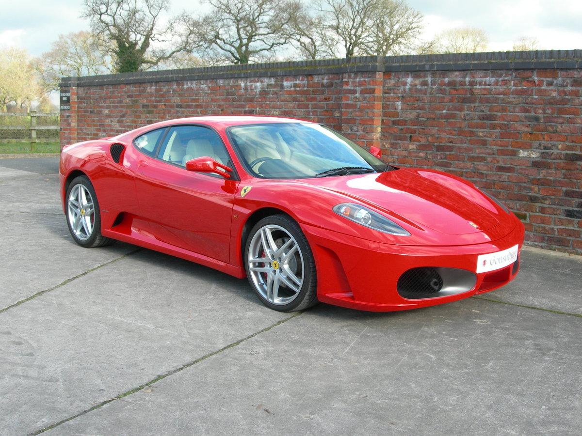 2005 Ferrari F430 Manual 7,000 Miles - RHD For Sale (picture 3 of 6)