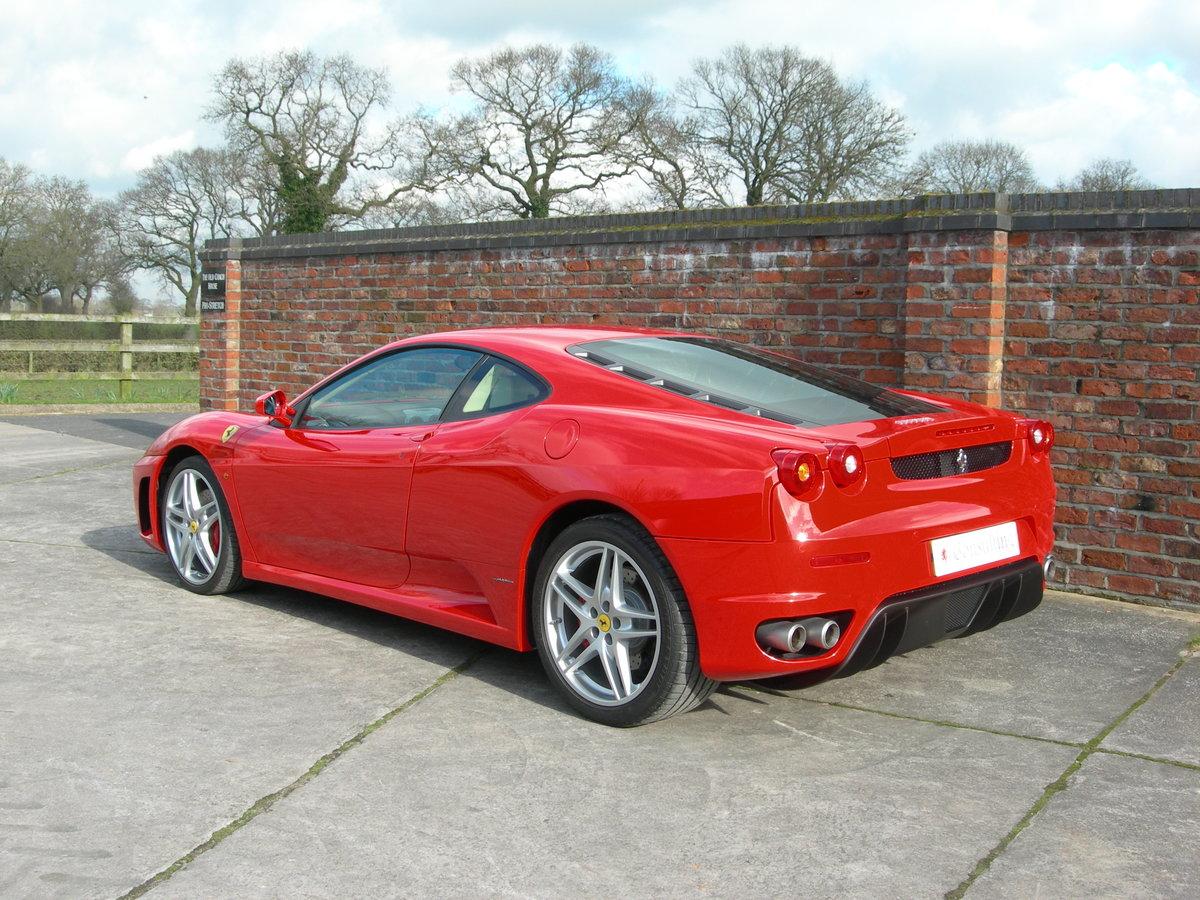 2005 Ferrari F430 Manual 7,000 Miles - RHD For Sale (picture 4 of 6)