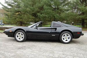 1985 Ferrari 308 GTS QV Black/Black For Sale