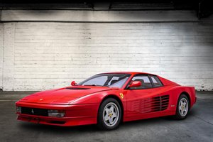 Ferrari Testarossa 1991 For Sale