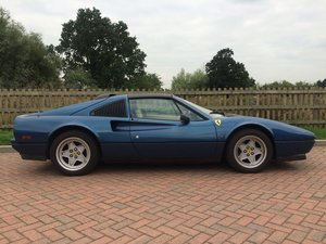 1988 Ferrari 328 LHD new Belts 12 months MOT For Sale