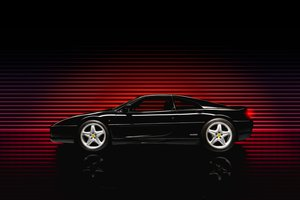 1996 Ferrari F355 GTS RHD For Sale
