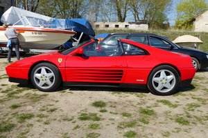 FERRARI 348 TS 1992 with Softtop LHD For Sale