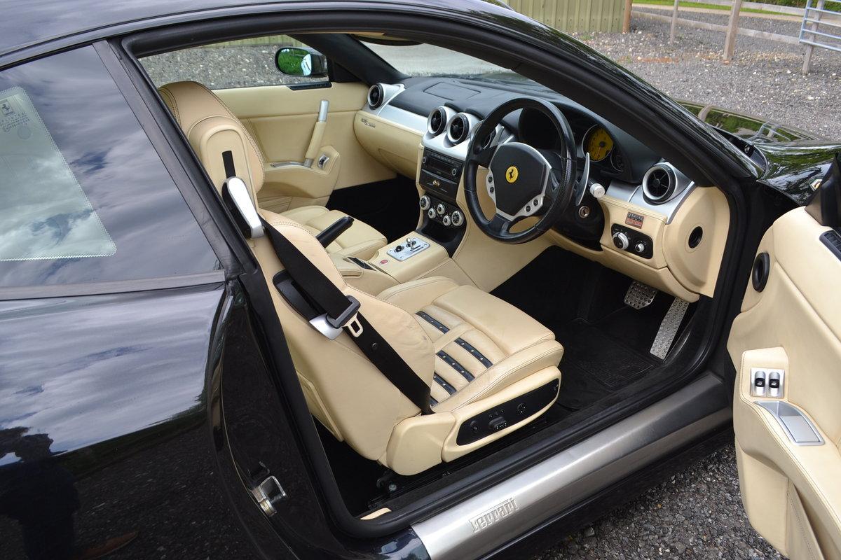 2006 Ferrari 612 Scaglietti RHD For Sale (picture 3 of 6)