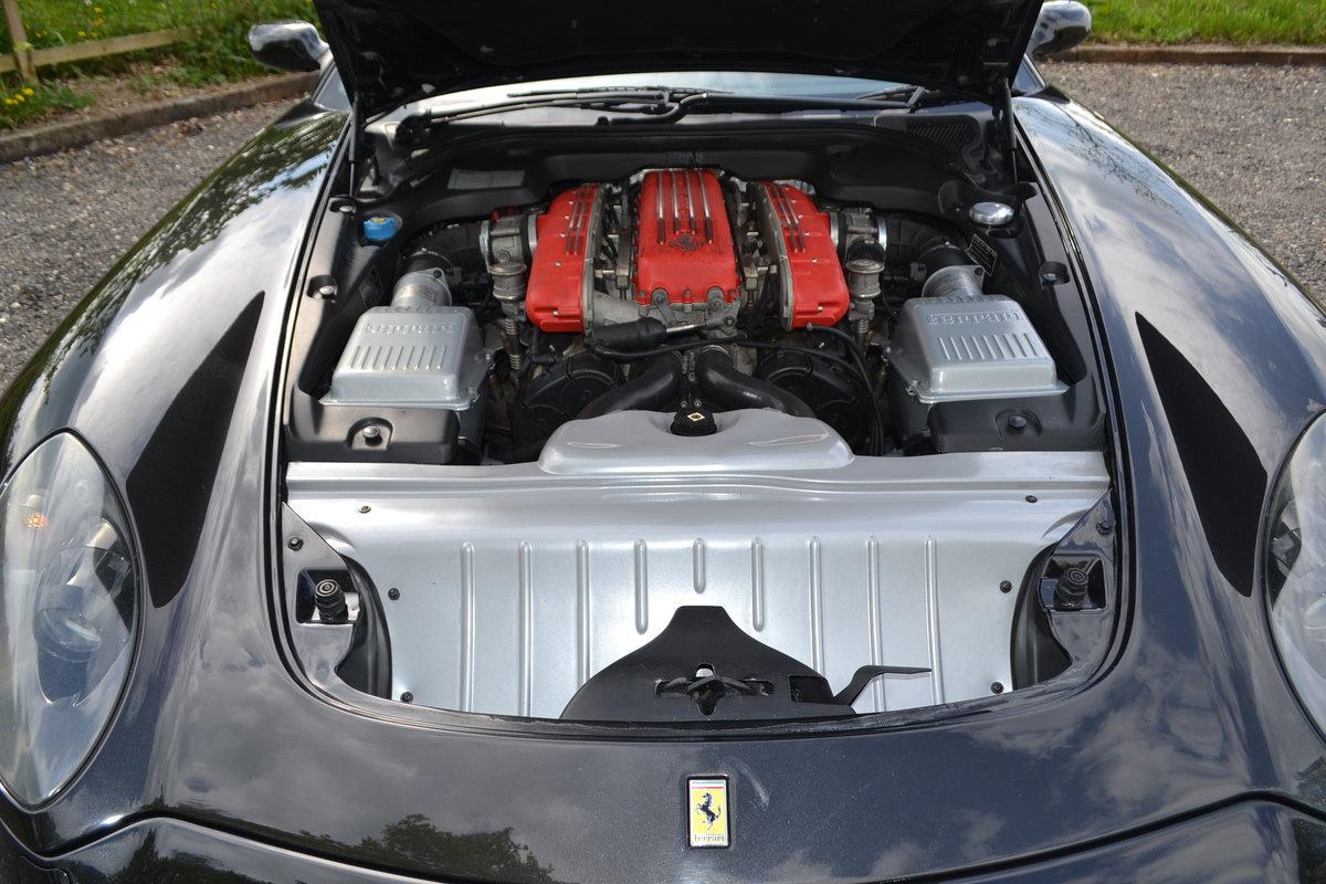 2006 Ferrari 612 Scaglietti RHD For Sale (picture 5 of 6)