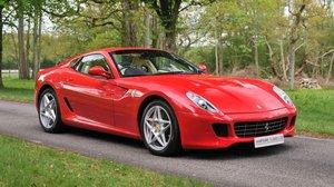 2007 Ferrari 599 GTB Fiorano SOLD