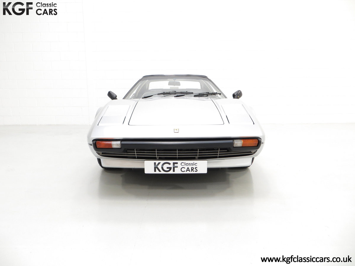 1980 A UK RHD Ferrari 308GTS with 52,458 Miles & Colossal History For Sale (picture 2 of 6)