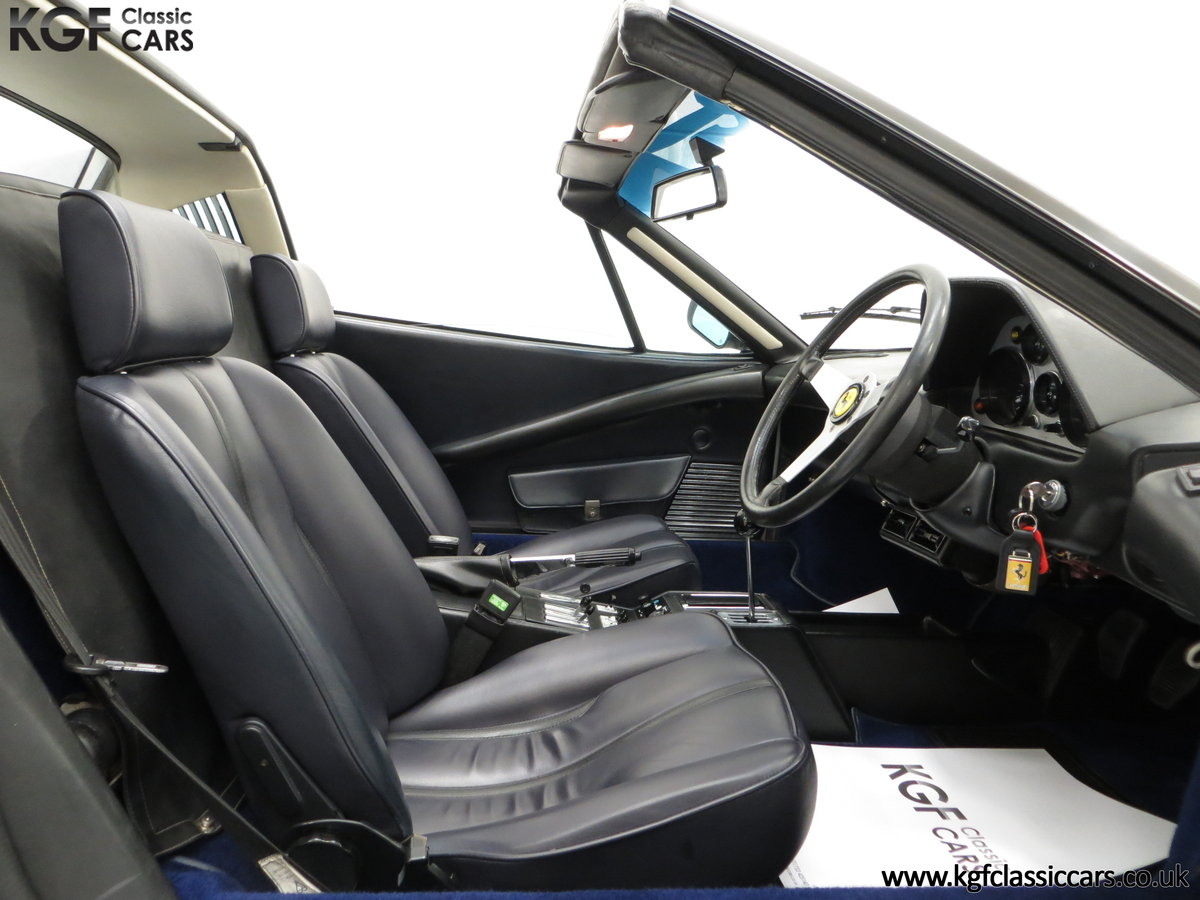 1980 A UK RHD Ferrari 308GTS with 52,458 Miles & Colossal History For Sale (picture 6 of 6)