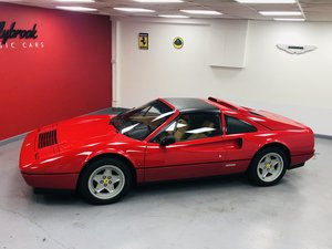 1985 Ferrari 328 GTS LHD (Euro) (Non ABS) only 23000 miles For Sale
