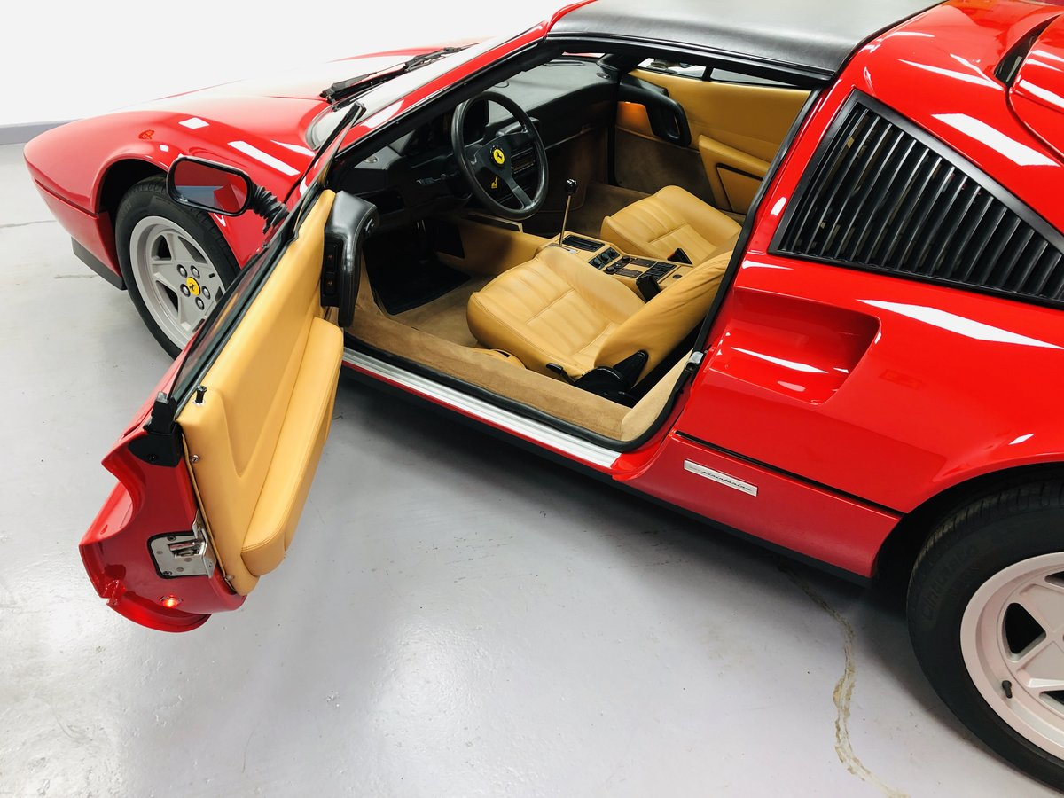 1985 Ferrari 328 GTS LHD (Euro) (Non ABS) only 23000 miles For Sale (picture 3 of 6)