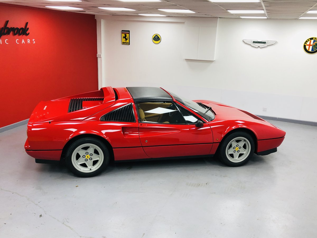 1985 Ferrari 328 GTS LHD (Euro) (Non ABS) only 23000 miles For Sale (picture 6 of 6)