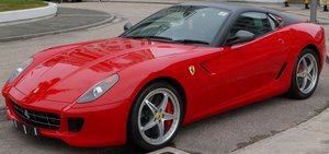 2011 Ferrari 599 GTB HGTC 6 Speed
