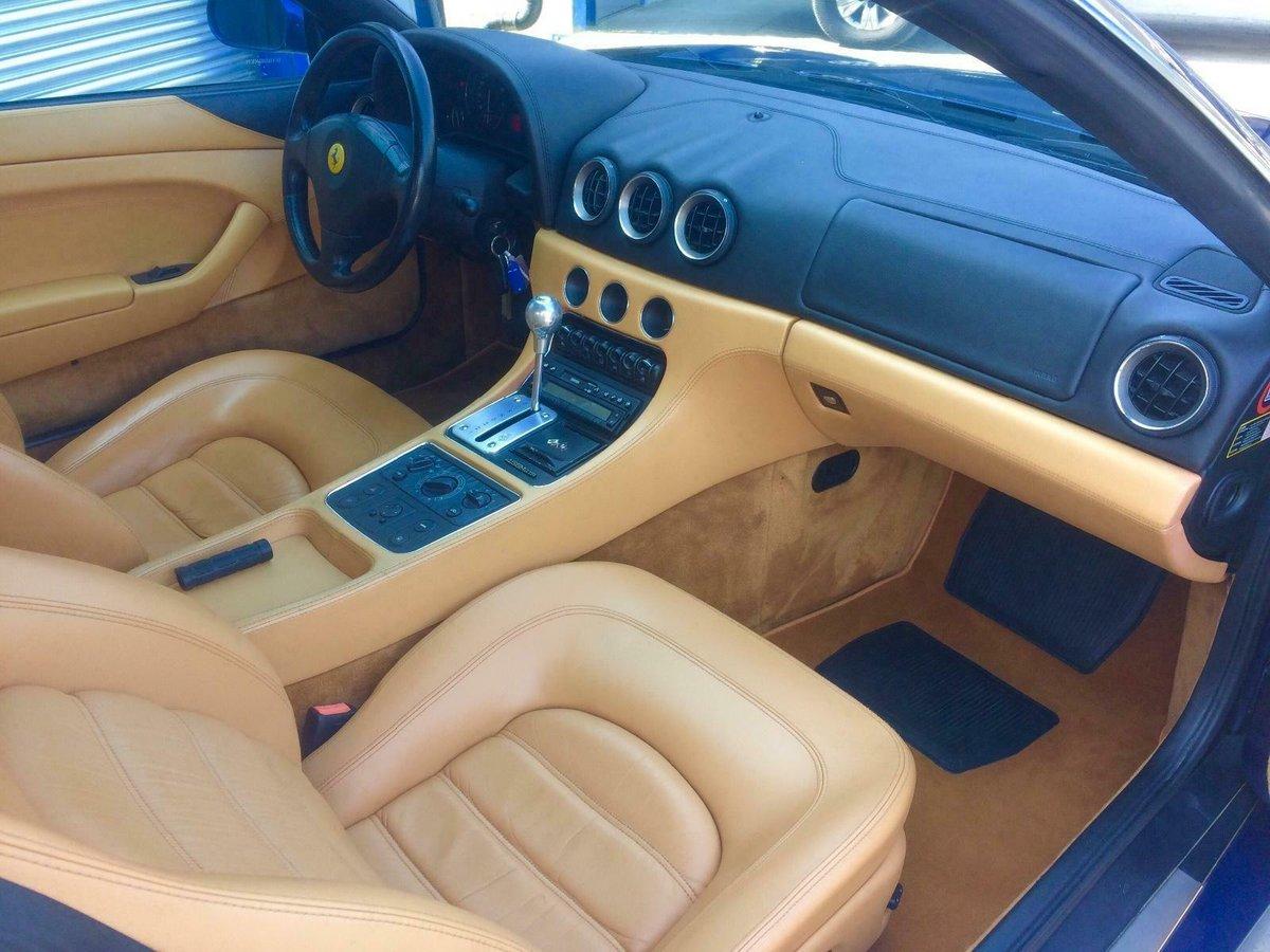 1999 FERRARI 456 456M GTA 33,000 MILES HISTORY LHD EU CAR For Sale (picture 4 of 6)