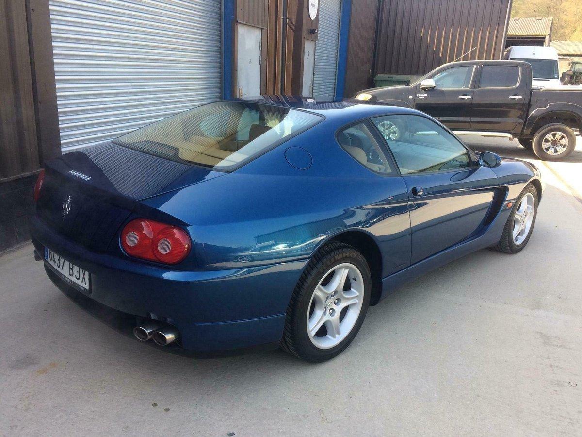 1999 FERRARI 456 456M GTA 33,000 MILES HISTORY LHD EU CAR For Sale (picture 6 of 6)